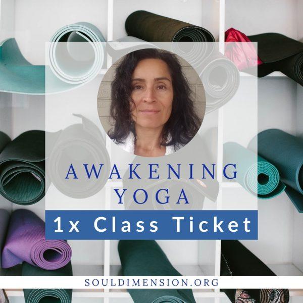 Product 1x Awakening Yoga Class
