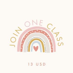 Join One Class Awakening Yoga Online