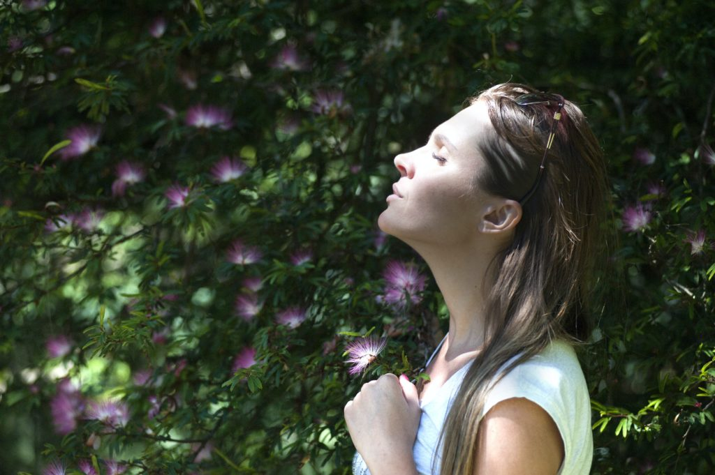 Increase Growth Hormone with the Joy of Breathing